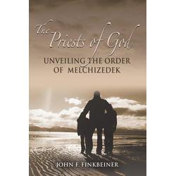 THE PRIESTS OF GOD als Taschenbuch von John F. Finkbeiner