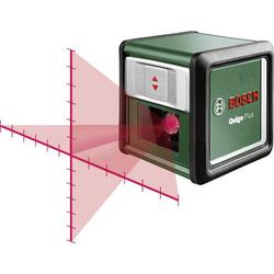 Bosch Home and Garden Quigo Plus Optisches Nivelliergerät selbstnivellierend, inkl. Stativ Reichwei