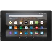 Amazon Fire HD 8.0 16GB Wi-Fi Schwarz + Hülle