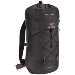 Arc'teryx - Alpha FL 30 Backpack Carbon Copy - Tourenrucksäcke