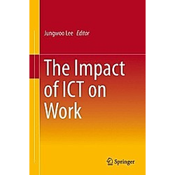 The Impact of ICT on Work - Buch