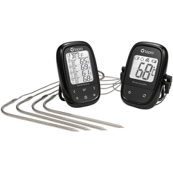 Tepro Grillthermometer, 2-tlg.
