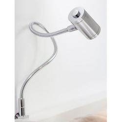 kalb Bettleuchte kalb 3W LED Bettleuchte Leseleuchte Flexleuchte Nachttischlampe Bettlampe Leselampe c