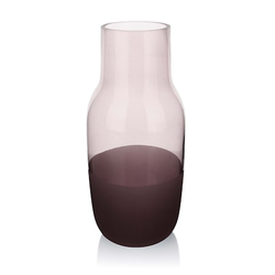 Aida Hohe Vase 22 cm Lila