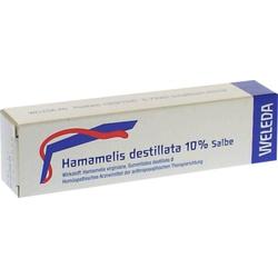 HAMAMELIS DESTILLATA 10% Salbe