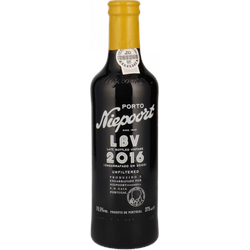 2016 Late Bottled Vintage Port halbe Flasche Niepoort - Portwein, Madeira, Sherry & Co