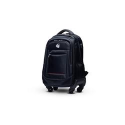 BLITZER Rucksack Businessrucksack Laptop-Tasche mit Trolley-Funktion, Als Rucksack und Trolley nutzbar
