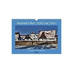 Westerholter Dorfansichten (Wandkalender 2021 DIN A4 quer) - Kalender