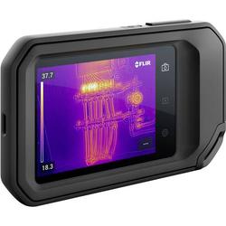 FLIR C5 (z Wi-Fi) Wärmebildkamera -20 bis +400°C 8.7Hz MSX®, Integrierte LED-Lampe, integrierte D