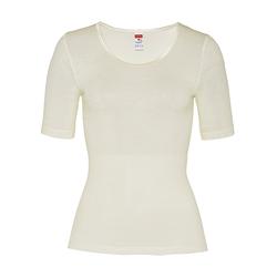 Avena Damen Thermo-Shirt Woll-Mix Beige 38, 40, 42, 44, 46, 48, 50, 52