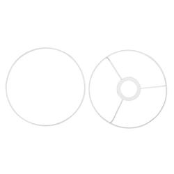 VBS Lampenschirm Ring, Ø 40 cm