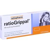 Ratiopharm RATIOGRIPPAL 200 mg/30 mg Filmtabletten