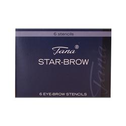 Augenbrauenschablone TANA ®Star-Brow von Tana® COSMETICS