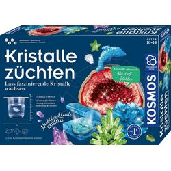 Kosmos Experimentierkasten Kristalle züchten, Made in Germany