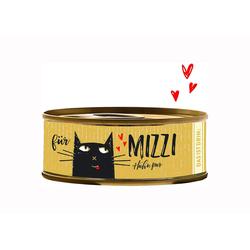 BUBECK BÜCHSENFLEISCH Nassfutter für Katze  Mizzi Huhn Pur 6x 100 g