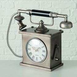 Tischuhr PHONO (H 24 cm)