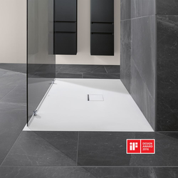 Villeroy & Boch Duschwanne Squaro Infinity - Standardmaße… 120 x 80 cm