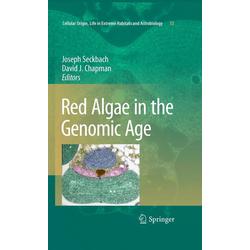 Red Algae in the Genomic Age: eBook von