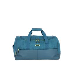 travelite Reisetasche PROOF Reisetasche mit Rucksackfunktion 50 cm blau