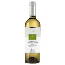 Torre Santa Trebbiano Pinot Grigio Puglia IGT 11,5 % vol 0,75 Liter