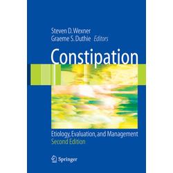 Constipation als Buch von D. C. C. Bartolo