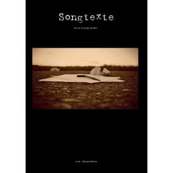 Songtexte die nie zu Songs werden... als Buch von Michael Melnic