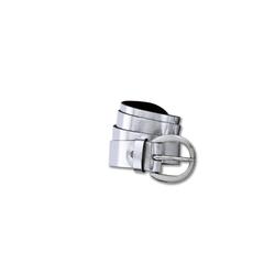 Bernd Götz - Silberner Hüftgürtel mit Zierschnalle-105 Silber 105