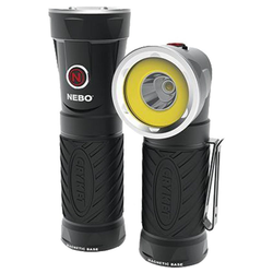 NEBO Taschenlampe BIG CRYKET Arbeitslampe NE6666