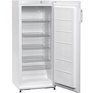 Bartscher Getränkekühlschrank 700273, 254 Liter, Flaschenkühlschrank, weiß