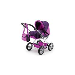 Bayer Puppenwagen Kombi-Puppenwagen Grande lila