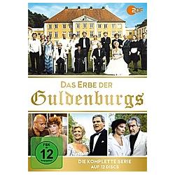 Das Erbe der Guldenburgs - Die komplette Serie - DVD  Filme