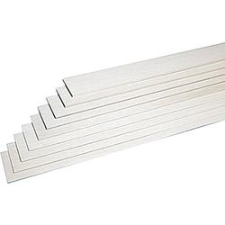 Graupner Balsa-Brettchen (L x B x H) 1000 x 100 x 4mm 10m