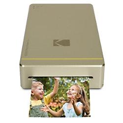 Kodak KPM 210G Farb Thermal Fotodrucker Gold