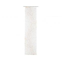 Flächenvorhang BRIONA senf (BH 60x245 cm) Gözze