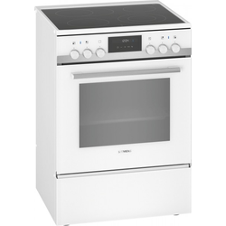 Siemens iQ500 HK9S5A220 freistehender Elektroherd weiß