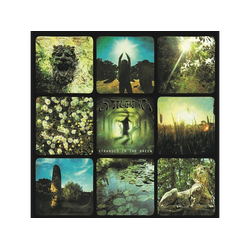 Saturnia - STRANDED IN THE GREEN (CD)