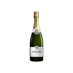 Champagne Taittinger Demi halbtrockener Champagner aus Frankreich 750ml