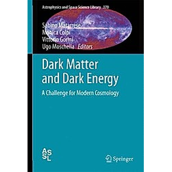 Dark Matter and Dark Energy - Buch