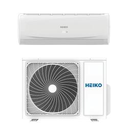 HEIKO Klimaanlage R32 Wandgerät Set 2,6 kW / A++