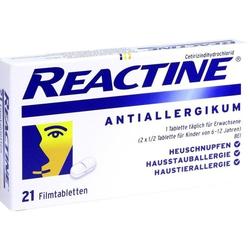REACTINE Tabletten