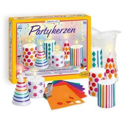 Kreativ-Kit Partykerzen 388/23590