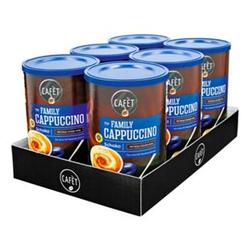 Cafet Cappuccino Schoko 500 g, 6er Pack