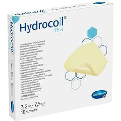 Hydrocoll thin 7.5x7.5cm