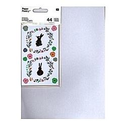 Sticker Ostern  Hasen FSC Mix