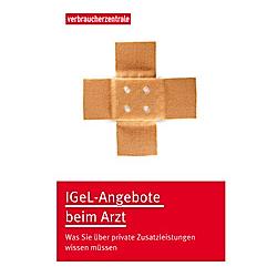 IGeL-Angebote beim Arzt. Tanja Wolf  - Buch