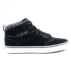 Schuhe VANS - Atwood Hi Mte (Mte) Black/Marshmallow (I28)