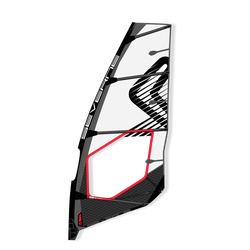 Severne S-1 White Windsurfsegel 21 Wave Welle Segel Sail Surf, Segelgröße in m²: 4.4