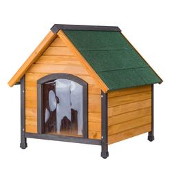 Holz Hundehütte Hundehaus Hundehöhle Lilly Massivholz