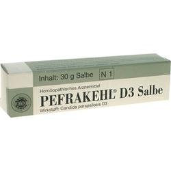PEFRAKEHL Salbe D 3