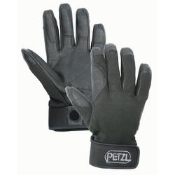 Petzl Lederhandschuhe Cordex mit Ösen zum Fixieren XL